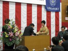60周年記念式典にて